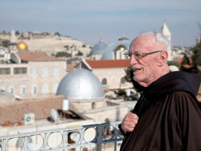 Frère Xavier: un G.I. chez les Franciscains