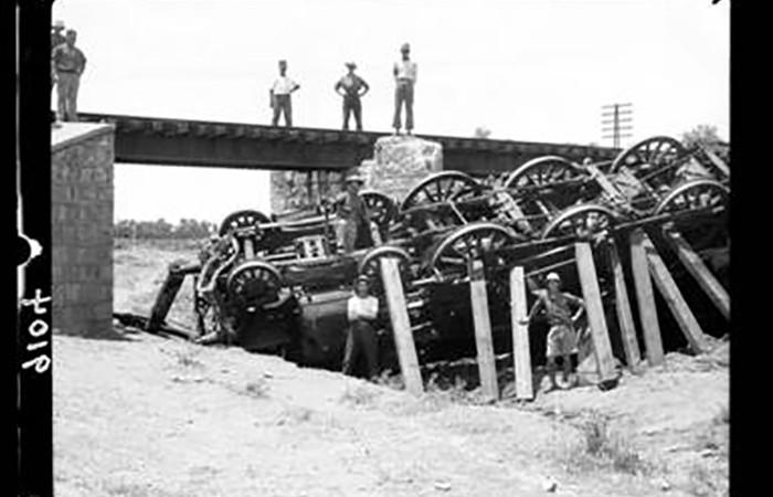Les guerres successives dans la région ne feront pas de grands vainqueurs mais un vrai perdant : le réseau ferroviaire du Proche-Orient.