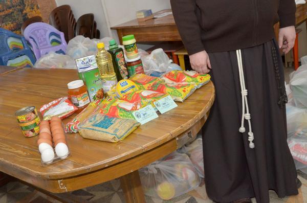 Le Pape offre 100000 euros aux familles d'Alep