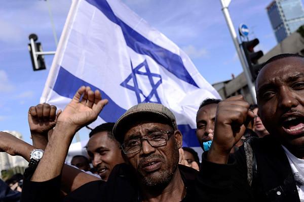 La colère des Israéliens d'origine éthiopienne
