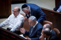 Netanyahu en difficulté pour former sa coalition