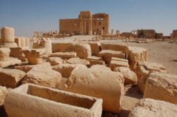 Palmyre, «épouse violée du désert»