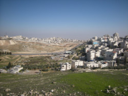 Le projet d'un nouvel espace vert suscite des protestations à Jérusalem-Est