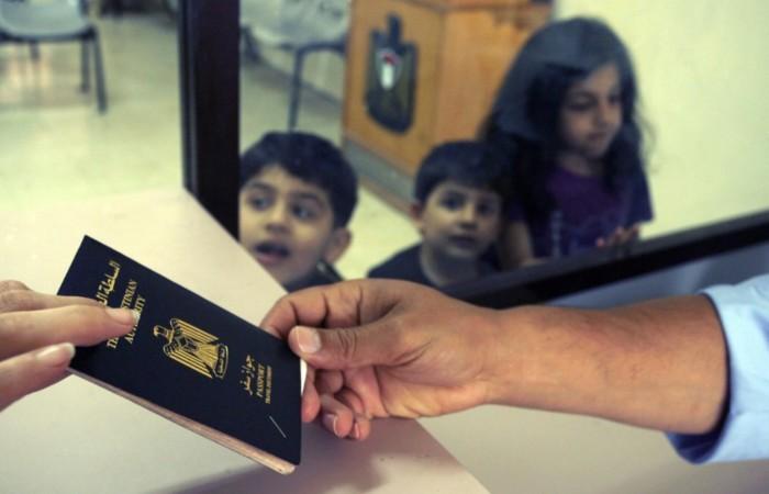 Le nouveau passeport palestinien et le projet de résolution