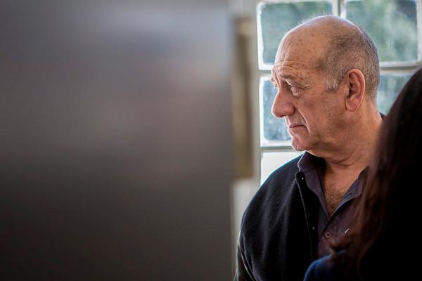 L'ancien Premier ministre Ehud Olmert en prison