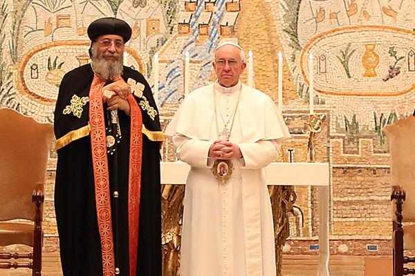 Vers l'unification de la date de pâques en Égypte?