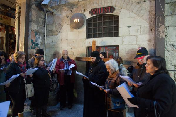 Sabeel prépare les Palestiniens chrétiens à Pâques