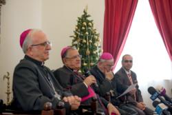 Pour Mgr Twal la réponse de l'Eglise à la situation, c'est la Miséricorde