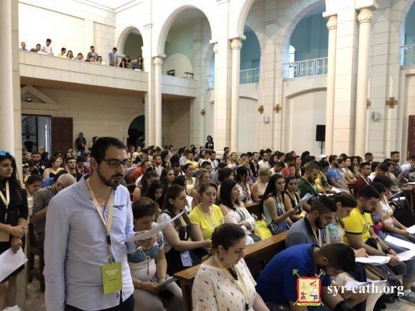 Zoom sur le 1er congrès mondial des jeunes syro-catholiques