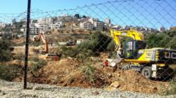 Quand le mur de séparation israélien ravage les oliviers de Crémisan