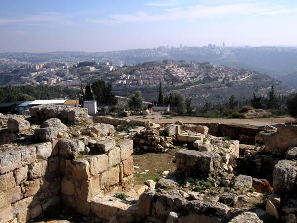 Les trois cents de Nabi Samuel
