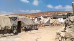 Les habitants des grottes de Masafer Yatta