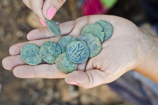 Un trésor du VIIe siècle découvert près de Jérusalem