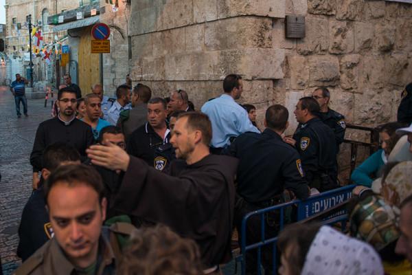 Qu'espèrent les Chrétiens Palestiniens de la visite du Pape ?