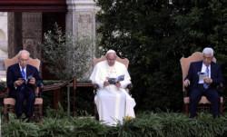 Jérusalem au coeur des prières du Pape