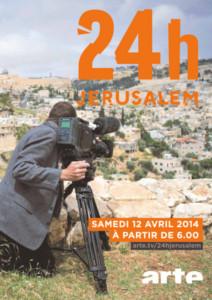 Passez 24 heures à Jérusalem avec Arte