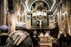 Les pèlerins coptes bravent le tabou et débarquent à Jérusalem