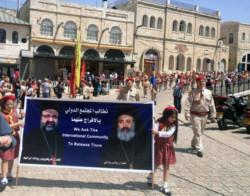 Jérusalem se mobilise pour les deux évêques enlevés en Syrie