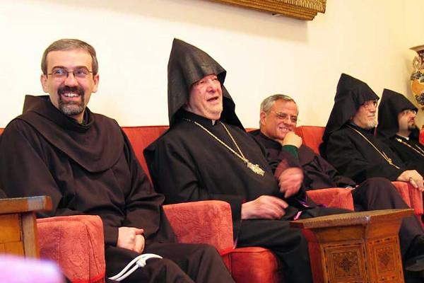 Décès du patriarche de l'Église arménienne apostolique à Jérusalem