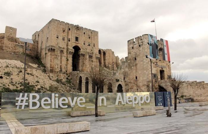 Alep et Damas, histoires de solidarité et d'espoir