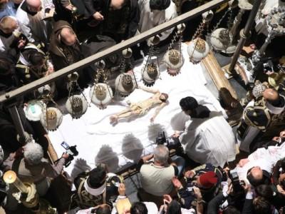 Les funérailles de Jésus, un rite ancien