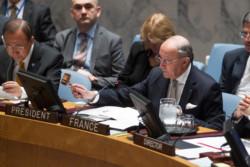 La France se mobilise aux Nations Unies pour les chrétiens d'Orient