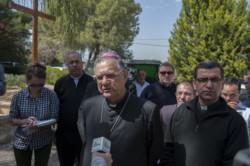 Deir Rafat, un nouveau couvent vandalisé en Israël