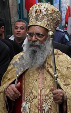 Intronisation à Addis Abeba d'<i>abuna</i> Mathias, nouveau patriarche éthiopien