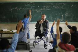 Ahmed, et ces autres de Gaza, que la guerre a réduit en miettes
