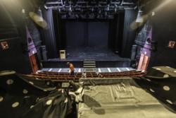 Le Théâtre National Palestinien en rideau ?