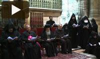 Vidéo sur la commémoration au Saint-Sépulcre du Génocide arménien