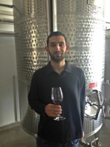 Osez le vin 100% palestinien
