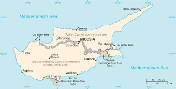 Reprise des négociations de paix à Chypre