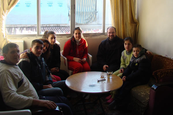 A Alep, les chrétiens sont de moins en moins nombreux mais déterminés à résister