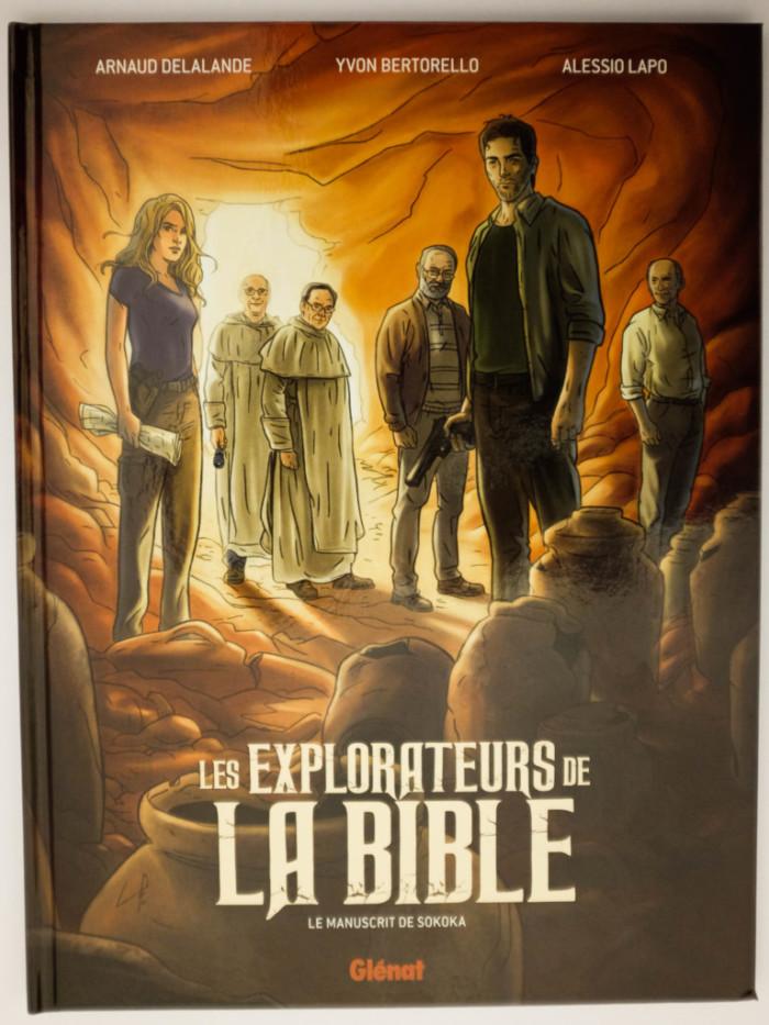 Les dominicains de l'École biblique en BD dans «Les Explorateurs de la Bible»