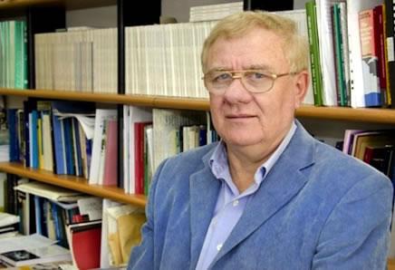 Il prof. Daniel Bar-Tal.