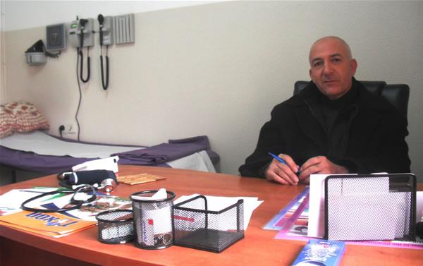 Un centre médical pour les pauvres de Bethléem