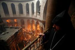 Mgr Nourhan Manougian élu nouveau Patriarche arménien