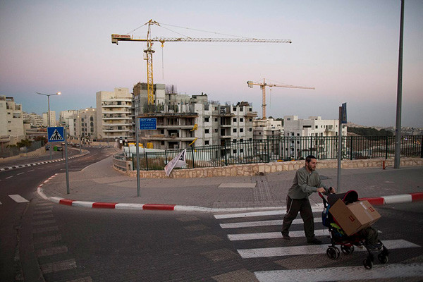 Israël : 1800 nouveaux logements dans les colonies