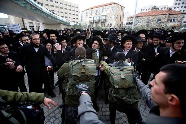Les juifs ultra-orthodoxes toujours fermement opposés à la conscription