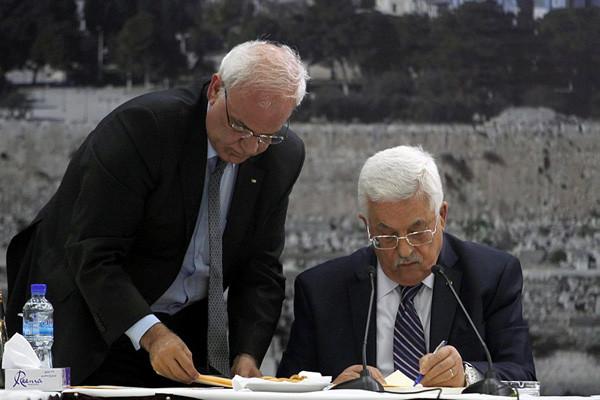 Devant les tergiversations israéliennes Abbas en appelle aux Nations Unies