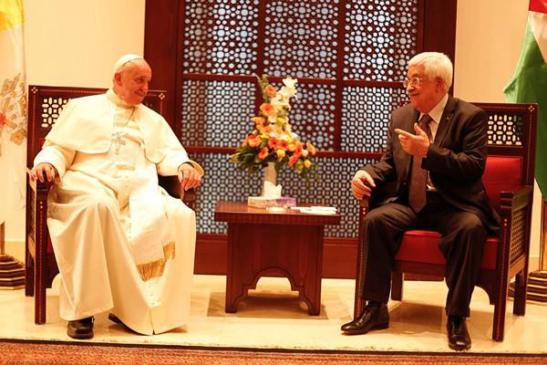 Le Vatican reconnait l'Etat de Palestine