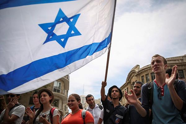 Fête, trouble et recueillement lors du Jerusalem Day