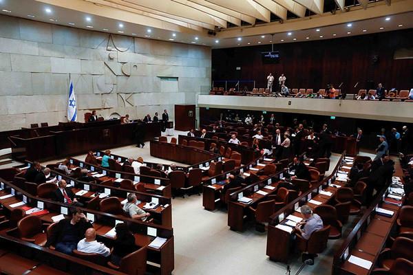 Elections en vues en Israël