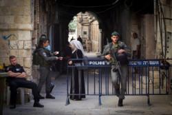 Tensions à Jérusalem à la veille de Kippour