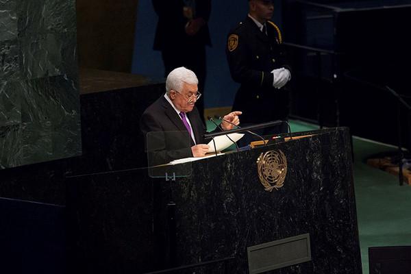 Abbas enterre les accords d'Oslo
