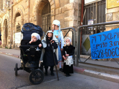 Pourim, le carnaval juif