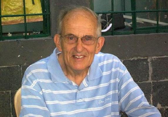 Le père jésuite hollandais Frans Van Der Lugt, tué mardi matin (7 avril 2014) à Homs, en Syrie. [Photo 1/3]