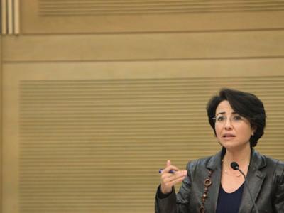 Une députée arabe israélienne interdite de réélection à la Knesset