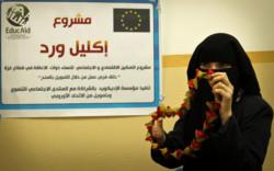Une goutte d'espoir pour les personnes handicapées de Rafah, dans la bande de Gaza